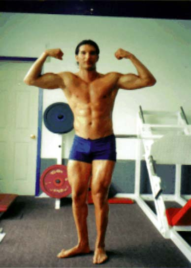 Vince DelMonte Ectomorph Transformation