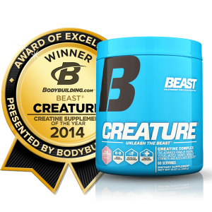 Beast Sports Nutrition Creature Powder (Creatine)