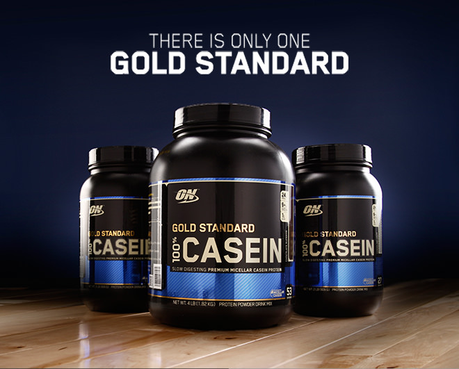 Optimum Nutrition Gold Standard 100% Casein Protein