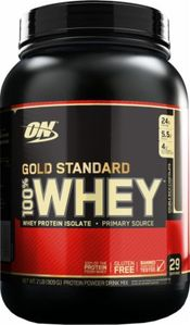 Optimum Nutrition Gold Standard 100% Whey Protein product