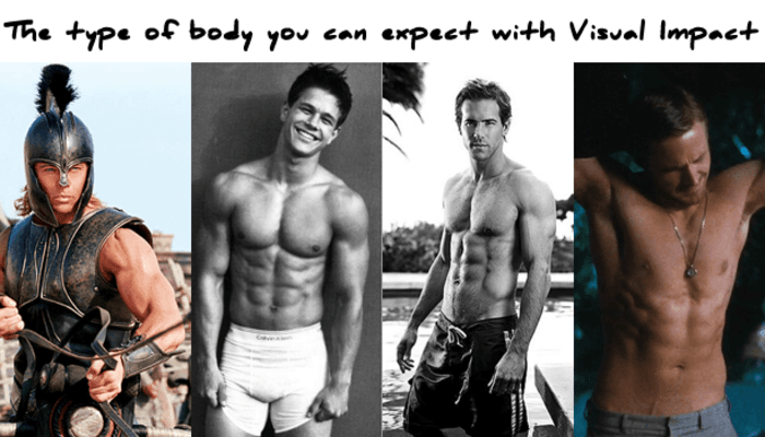 Visual Impact Muscle Building Bodies