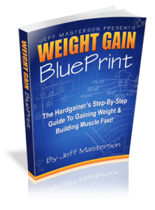 By Jeff Masterson Weight Gain Blueprint Book