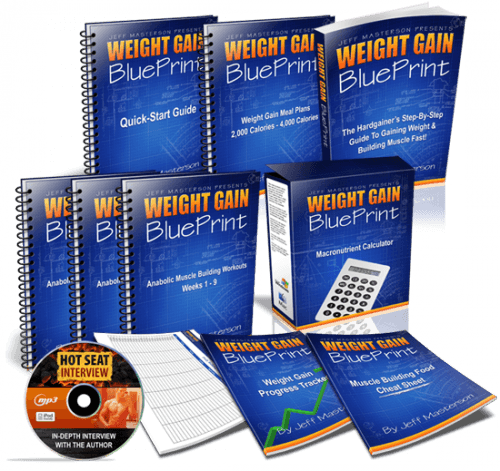 Weight gain blueprint package