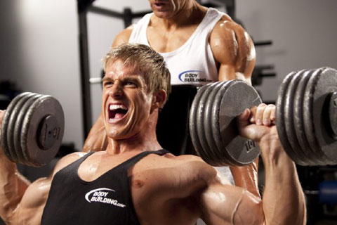 Break Through A Weight Training Plateau